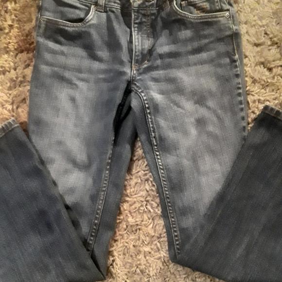 Harley-Davidson Denim - Harley Davidson ladies blue jeans
